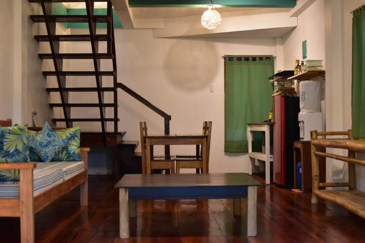Villa Amakan -  stair case