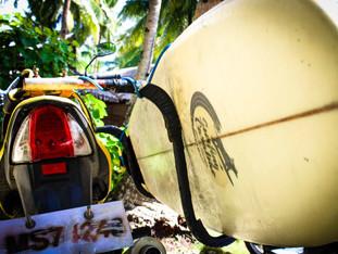 Surfing Carabao vai jotain muuta
