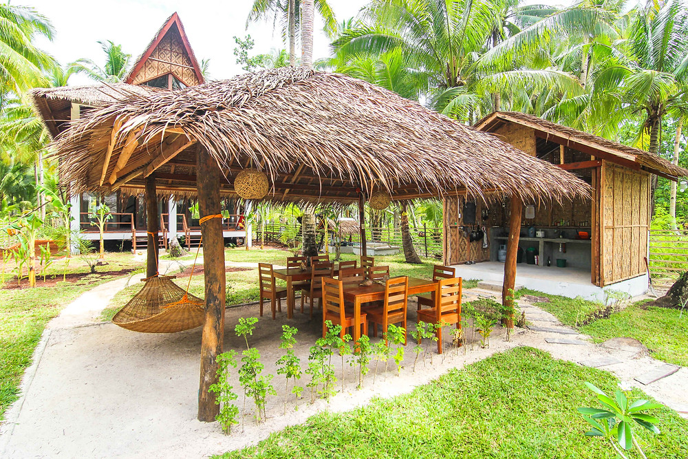Surfing Carabao Dining Area