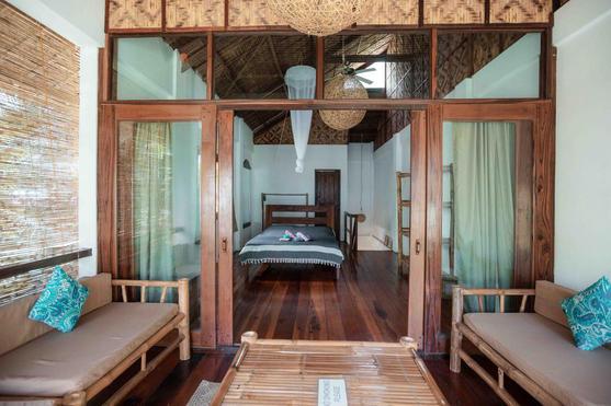 Villa Amakan 1 - upstairs terrace