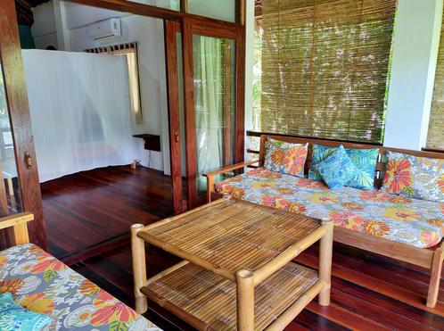 Villa Amakan 2 - upstairs terrace