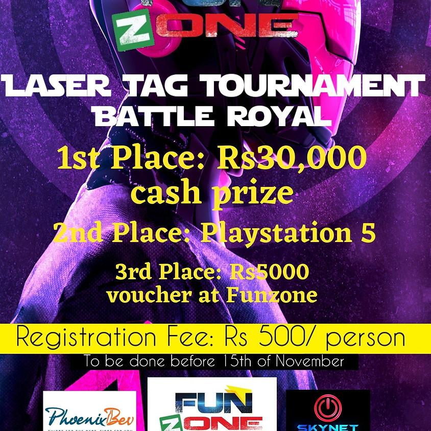 Tournoi Laser Tag