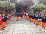 BEGINNERS' CHALLENGE ~ TRAINING IN FAWANG TEMPLE