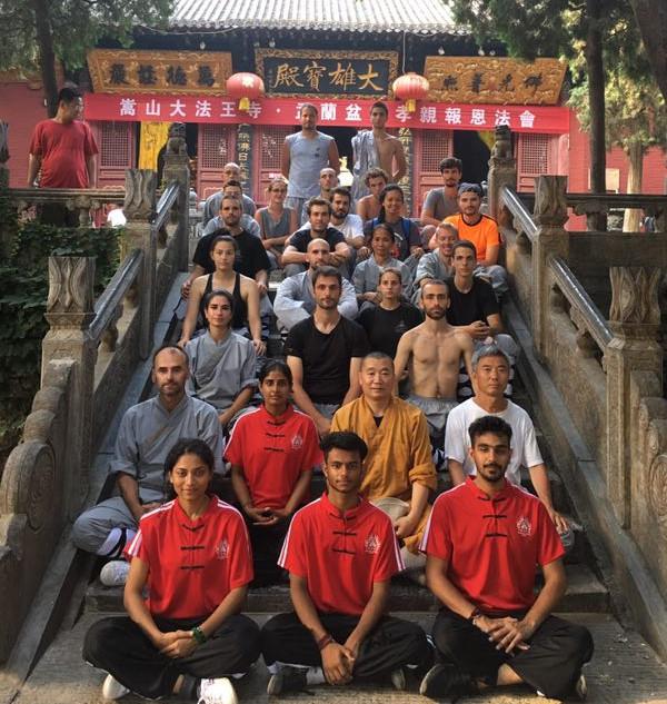 Fawang temple summer camp 2020