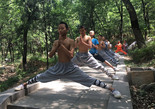 TRAINING IN NATURE ~ Fawang Temple, May 2019