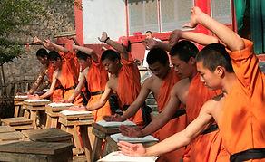 Kungfu School l Fawang Temple China