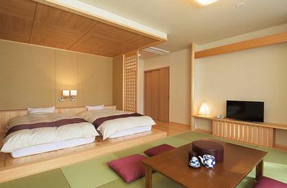 入鹿温泉ホテル瀞流荘室内