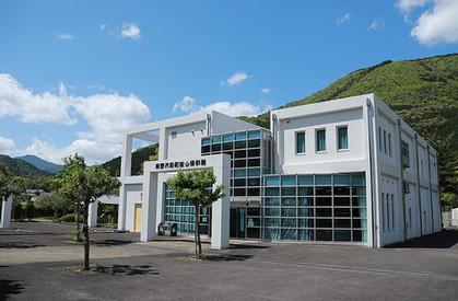 熊野市紀和鉱山資料館 外観