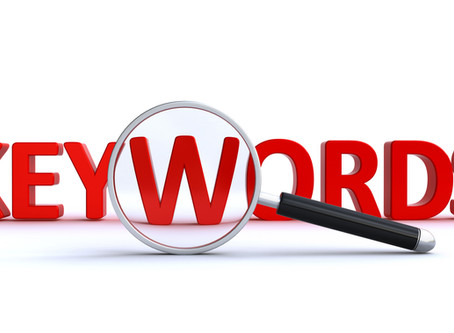 Website KEYWORDS, and the Importance of them.