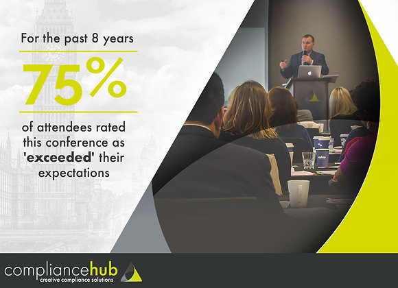 Compliance Hub Annual Conference | 19 May 2020, London
