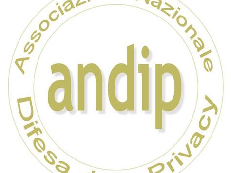Corso Andip Il trattamento dei dati personali a seguito del Regolamento Europeo: Il data protection