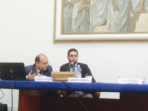 Convegno presso il Consiglio dell'ordine degli Avvocati di Salerno