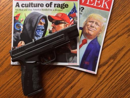 Have Gun, Will Worry