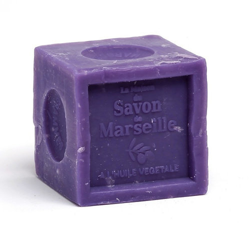 Cubo Marsiglia Lavanda300 gr.