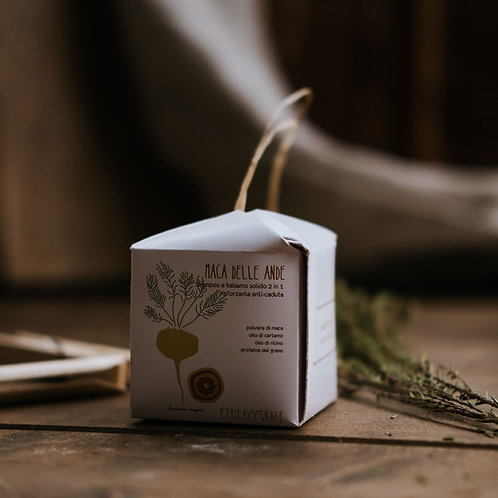 ETHICAL GRACE SHAMPOO MACA DELLE ANDE