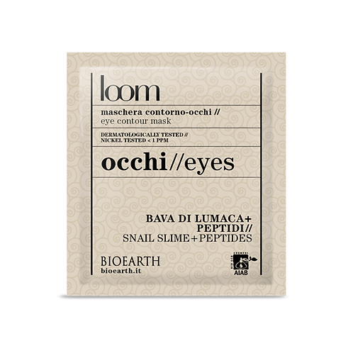 BIOEARTH LOOM MASCHERA CONTORNO-OCCHI