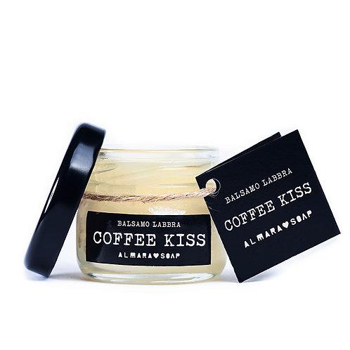 ALMARA SOAP BALSAMO LABBRA COFFEE KISS