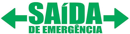 GGE0819  - saida_emergencia_seta_verde_1