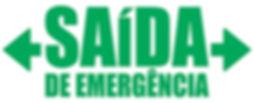 GGE0817  - saida_emergencia_seta_verde_1