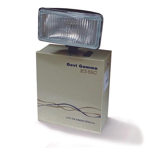 Luminária Autônoma ET-A  1x55W
