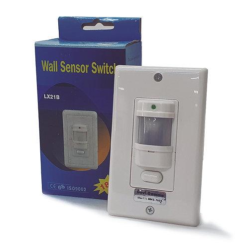 Sensor de Presença Infravermelho - Interruptor
