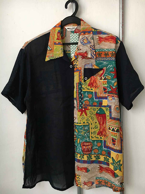 Flower shirt 15