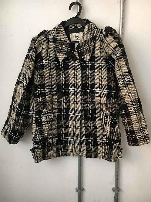 Women's short fleece coat 8