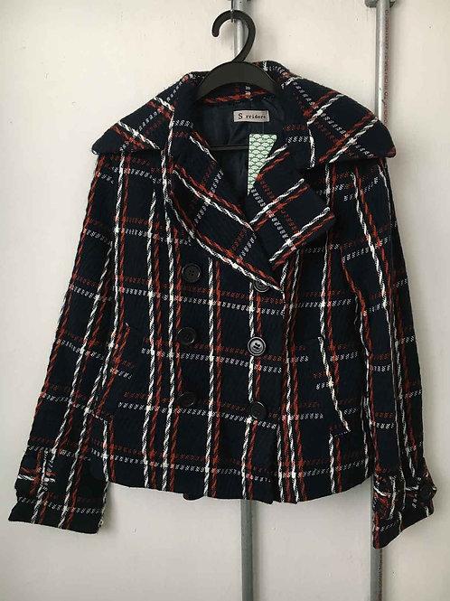 Women's short fleece coat 16