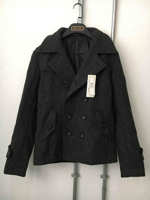 Men's plush coat 3