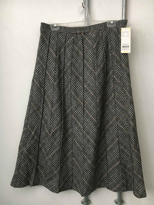 Checkered skirt 9