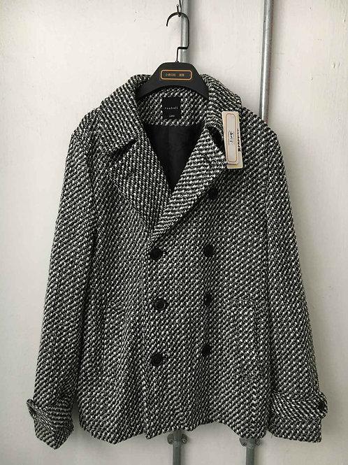 Men's plush coat 1