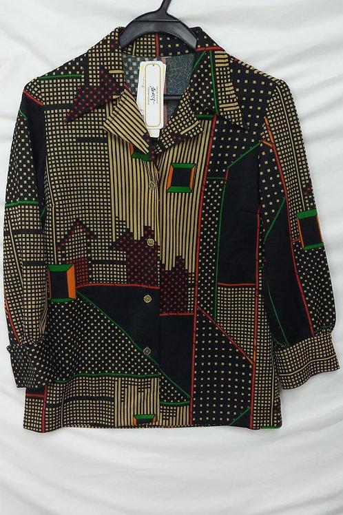 Nostalgic nylon shirt 19