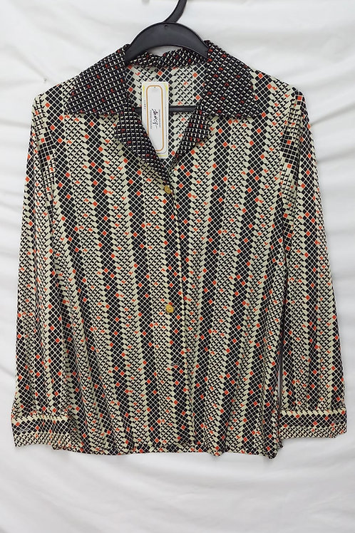 Nostalgic nylon shirt 2