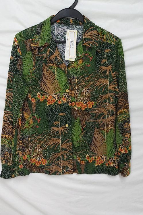 Nostalgic nylon shirt 1