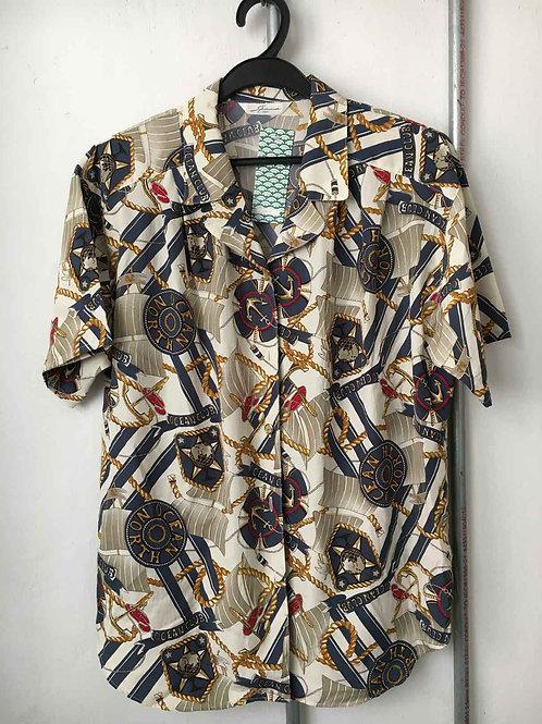 Flower shirt 14
