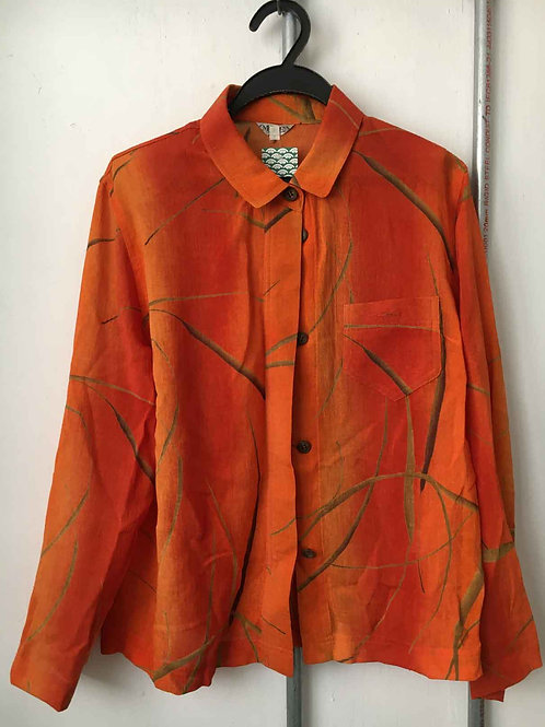 Flower shirt 9
