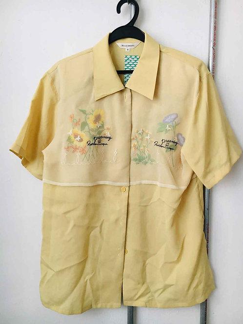 Flower shirt 8