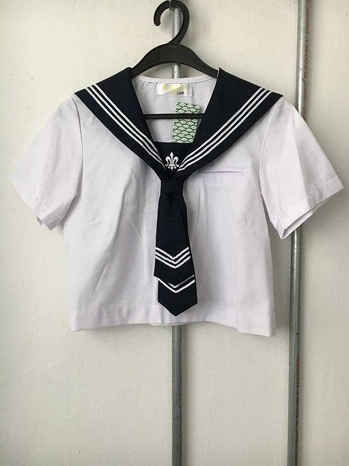 夏水手服1