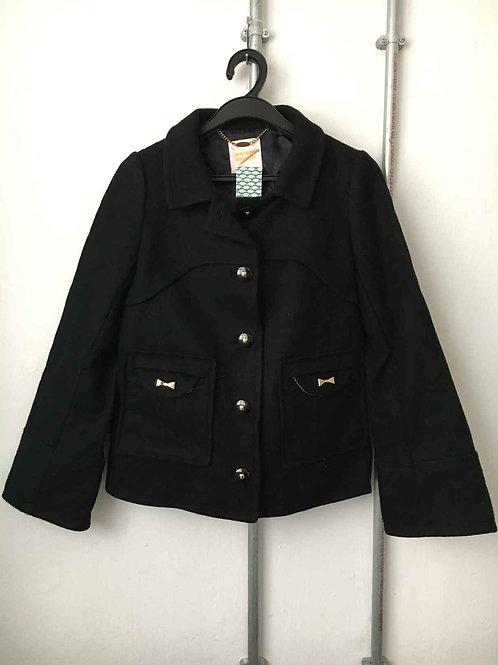 Women's short fleece coat 17