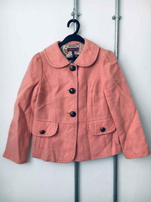 Women's short fleece coat 10