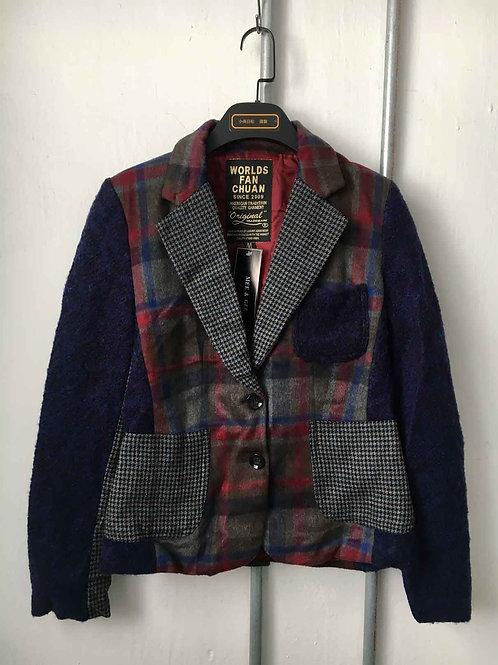 Short fleece coat 4