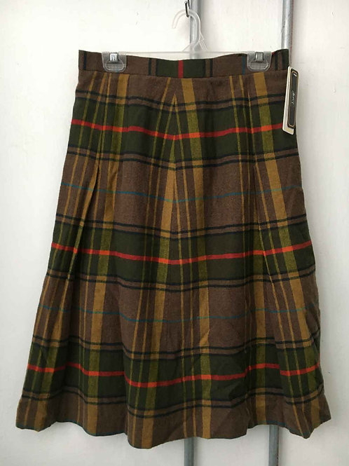 Checkered skirt 6