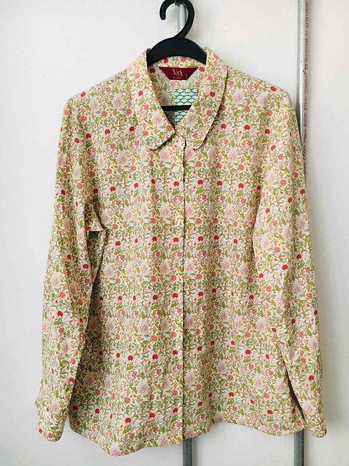 Flower shirt 2