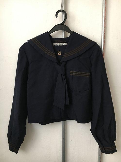Autumn sailor suit 9