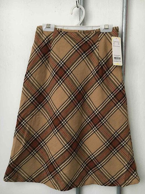 Checkered skirt 5