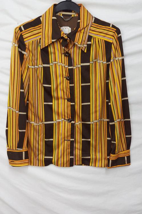 Nostalgic nylon shirt 4
