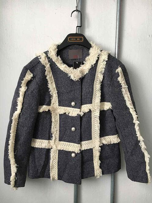 Short fleece coat 3