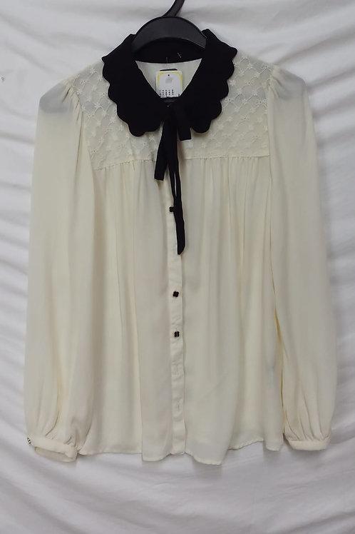 Lace shirt 7