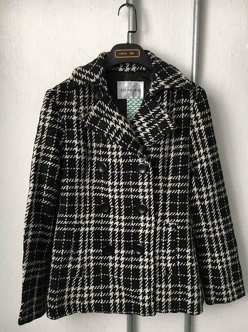 Short fleece coat 2