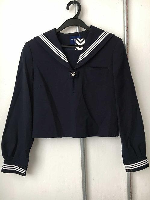 Autumn sailor suit 44